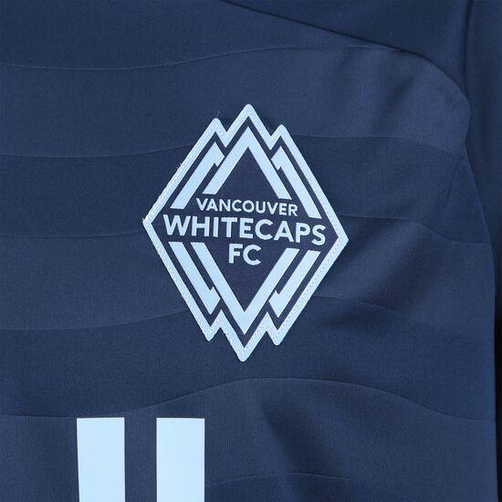 Vancouver Whitecaps FC Trikot Away 2020 Herren, dunkelblau / hellblau, zoom bei OUTFITTER Online