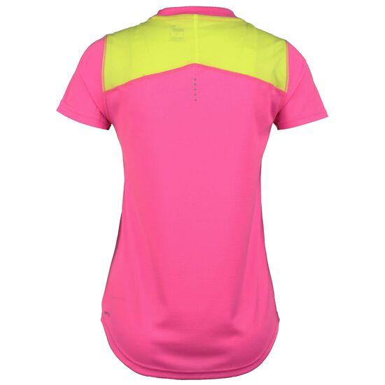 Ignite Trainingsshirt Damen, pink / neongelb, zoom bei OUTFITTER Online