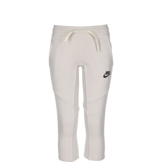 Utility Fleece Jogginghose Kinder, beige, zoom bei OUTFITTER Online