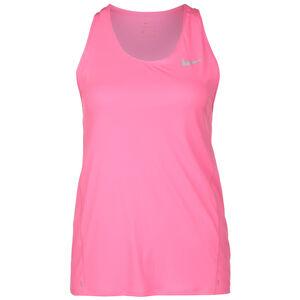Essentials Tanktop Damen, pink / silber, zoom bei OUTFITTER Online