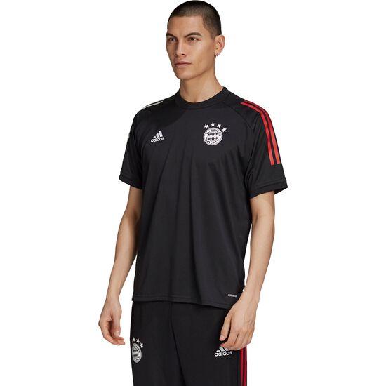 FC Bayern München Trainingstrikot Herren, schwarz / rot, zoom bei OUTFITTER Online