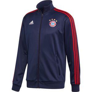 FC Bayern München 3S Trainingssweat Herren, blau / rot, zoom bei OUTFITTER Online