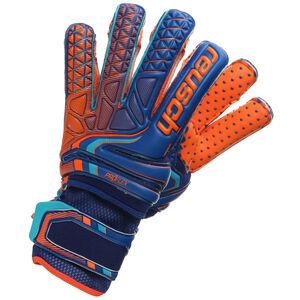 Attrakt Pro G3 SpeedBump Evolution Ortho-Tec Trowarthandschuh Herren, blau / orange, zoom bei OUTFITTER Online