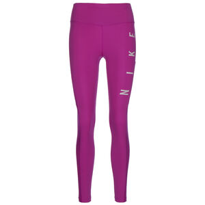 Run Division Epic Fast GX Lauftight Damen, pink / silber, zoom bei OUTFITTER Online