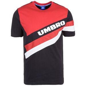 Sector Crew T-Shirt Herren, schwarz / rot, zoom bei OUTFITTER Online