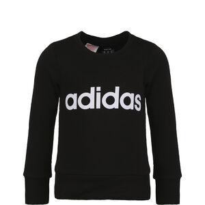 Essentials Linear Sweatshirt Kinder, schwarz / weiß, zoom bei OUTFITTER Online