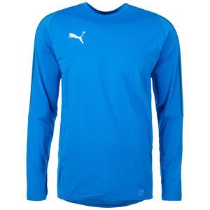 Final Trainingsshirt Herren, blau, zoom bei OUTFITTER Online