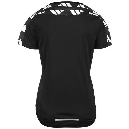 Own The Run Celebration Laufshirt Damen, schwarz / weiß, zoom bei OUTFITTER Online
