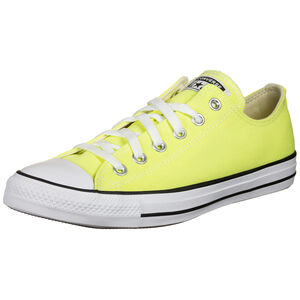 Chuck Taylor All Star Seasonal Color Low Sneaker, gelb, zoom bei OUTFITTER Online
