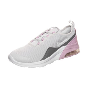 Air Max Motion 2 Sneaker Kinder, hellgrau / rosa, zoom bei OUTFITTER Online