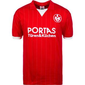 1. FC Kaiserslautern Trikot Home 1983/1984 Herren, Rot, zoom bei OUTFITTER Online