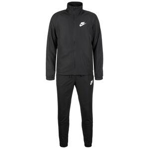 Basic Trainingsanzug Herren, schwarz / weiß, zoom bei OUTFITTER Online