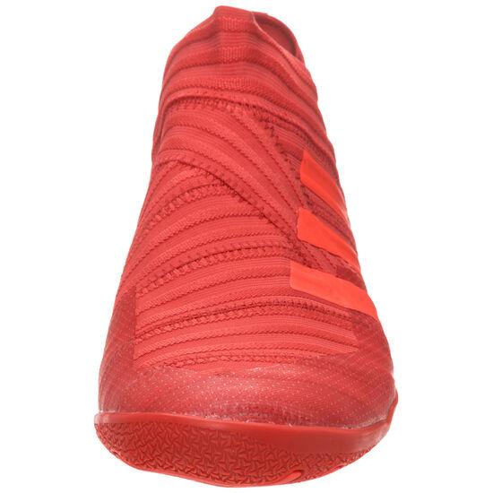 Nemeziz Tango 17+ 360Agility Indoor Fußballschuh Herren, Rot, zoom bei OUTFITTER Online