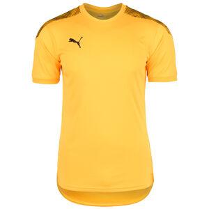 ftblNXT Pro Trainingsshirt Herren, gelb / schwarz, zoom bei OUTFITTER Online