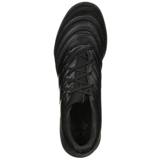 Copa 20.3 TF Fußballschuh Herren, schwarz / grau, zoom bei OUTFITTER Online