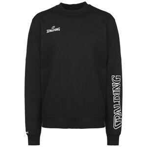 Team II Sweatshirt Herren, schwarz / weiß, zoom bei OUTFITTER Online