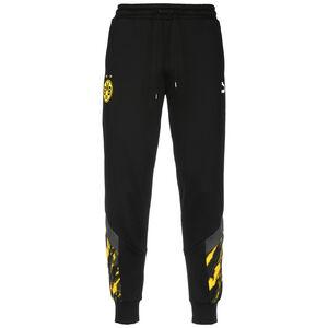 Borussia Dortmund Iconic MCS Graphic Trainingshose Herren, schwarz / gelb, zoom bei OUTFITTER Online