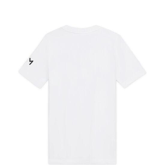 Kylian Mbappé Player Edition T-Shirt Kinder, weiß / schwarz, zoom bei OUTFITTER Online
