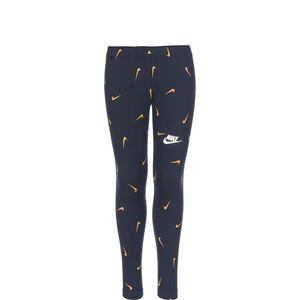Favorites AOP Leggings Kinder, dunkelblau, zoom bei OUTFITTER Online