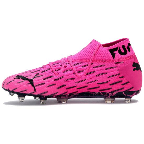 Future 6.1 NETFIT FG/AG Fußballschuh Herren, pink / schwarz, zoom bei OUTFITTER Online
