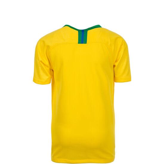Brasilien Stadium Trikot Home WM 2018 Kinder, Gelb, zoom bei OUTFITTER Online