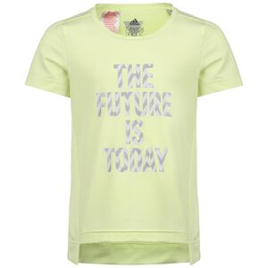 The Future Today Trainingsshirt Kinder, gelb / lila, zoom bei OUTFITTER Online