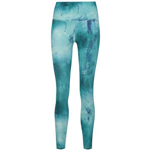 Lux Bold High-Rise Trainingstight Damen, mint / türkis, zoom bei OUTFITTER Online
