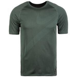 Pro Trainingsshirt Herren, khaki, zoom bei OUTFITTER Online