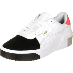 Cali Remix Sneaker Damen, weiß / schwarz, zoom bei OUTFITTER Online
