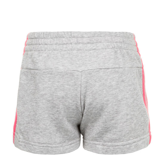 Essentials 3S Short Kinder, grau / pink, zoom bei OUTFITTER Online
