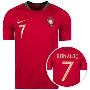 Portugal Stadium Trikot Home Ronaldo WM 2018 Herren, Rot, zoom bei OUTFITTER Online