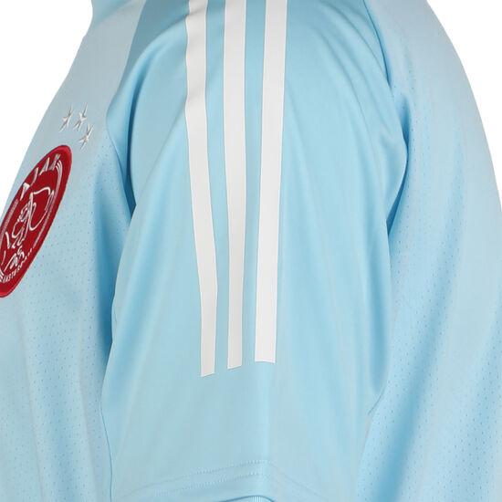 Ajax Amsterdam Trainingsshirt Herren, hellblau / weiß, zoom bei OUTFITTER Online