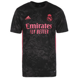 Real Madrid Trikot 3rd 2020/2021 Herren, schwarz / rot, zoom bei OUTFITTER Online