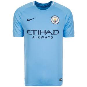 Manchester City Trikot Home 2017/2018 Herren, Blau, zoom bei OUTFITTER Online