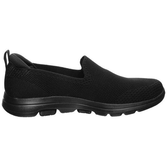 GOwalk 5 Prized Walkingschuh Damen, schwarz, zoom bei OUTFITTER Online