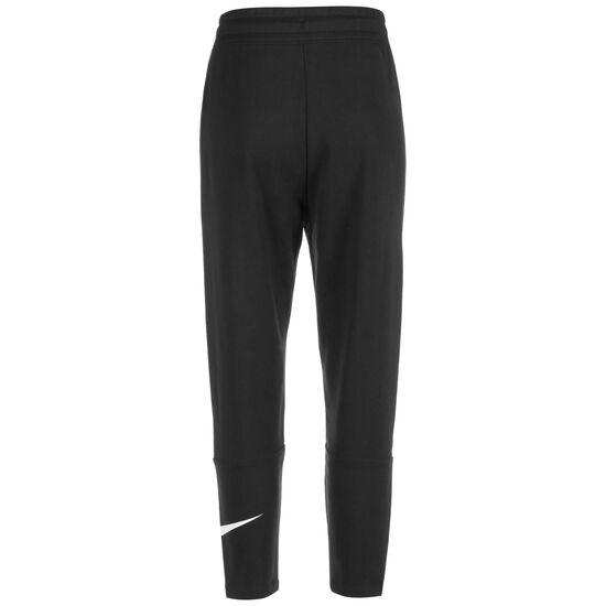 Swoosh Jogginghose Damen, schwarz / weiß, zoom bei OUTFITTER Online