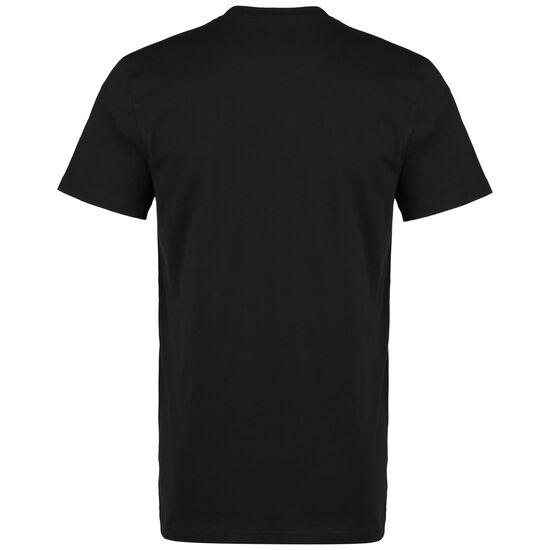 NFL Oakland Raiders Graphic Helmet T-Shirt Herren, schwarz / weiß, zoom bei OUTFITTER Online