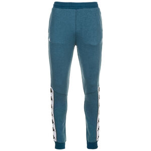 Authentic Fango Jogginghose Herren, petrol / weiß, zoom bei OUTFITTER Online