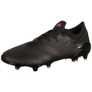 Predator 20.1 L FG Fußballschuh Herren, schwarz / pink, zoom bei OUTFITTER Online