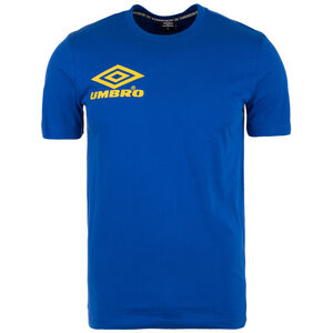 Collider Crew T-Shirt Herren, blau / gelb, zoom bei OUTFITTER Online