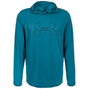 AllSeasonGear Sportstyle Stretch Trainingsshirt Herren, türkis, zoom bei OUTFITTER Online
