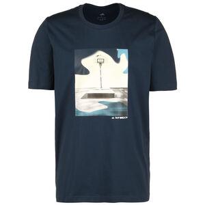 Slept On T-Shirt Herren, blau / bunt, zoom bei OUTFITTER Online