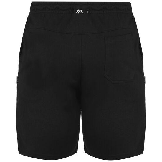 Knee Length Fleece Trainingsshort Herren, schwarz, zoom bei OUTFITTER Online