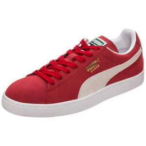 Suede Classic Eco Sneaker Herren, Rot, zoom bei OUTFITTER Online