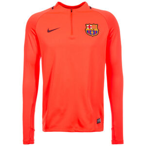 FC Barcelona Squad Drill Trainingsshirt Herren, Rot, zoom bei OUTFITTER Online