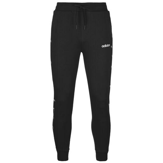 Favorites Jogginghose Herren, schwarz / weiß, zoom bei OUTFITTER Online