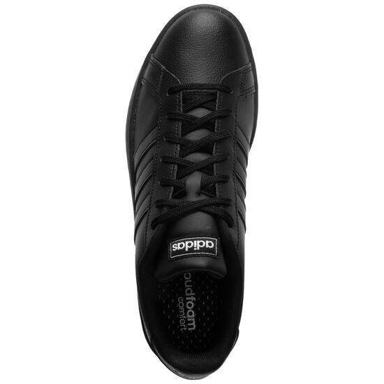 Grand Court Sneaker Herren, schwarz / weiß, zoom bei OUTFITTER Online