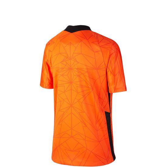 Niederlande Trikot Home Stadium EM 2021 Kinder, orange / schwarz, zoom bei OUTFITTER Online