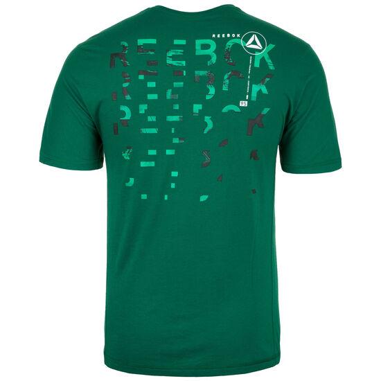 One Series SpeedWick Graphic Trainingsshirt Herren, grün, zoom bei OUTFITTER Online