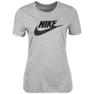 Icon Futura T-Shirt Damen, grau / schwarz, zoom bei OUTFITTER Online